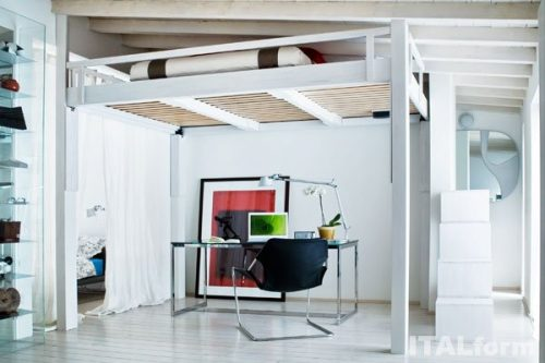Adjustable Loft Beds at Affordable Prices  by ITALform design