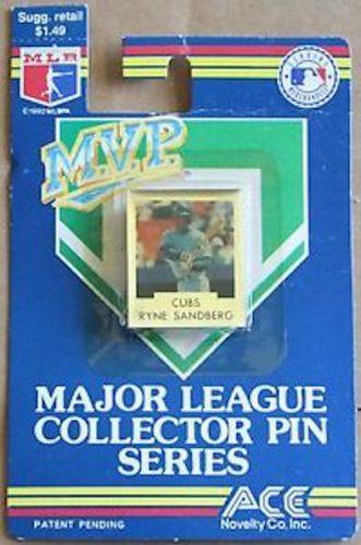 1992 M.V.P. PIN