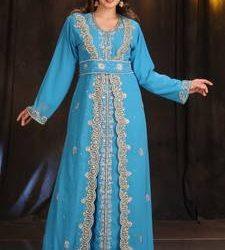 Turquoise Kaftan(small)